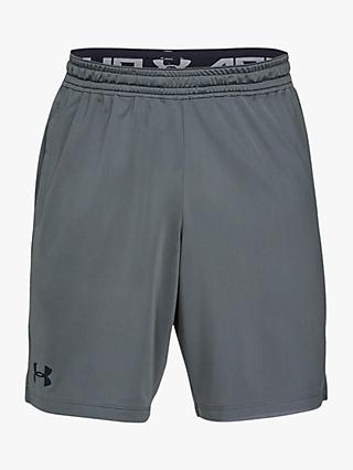Under Armour MK-1 Shorts, Grey