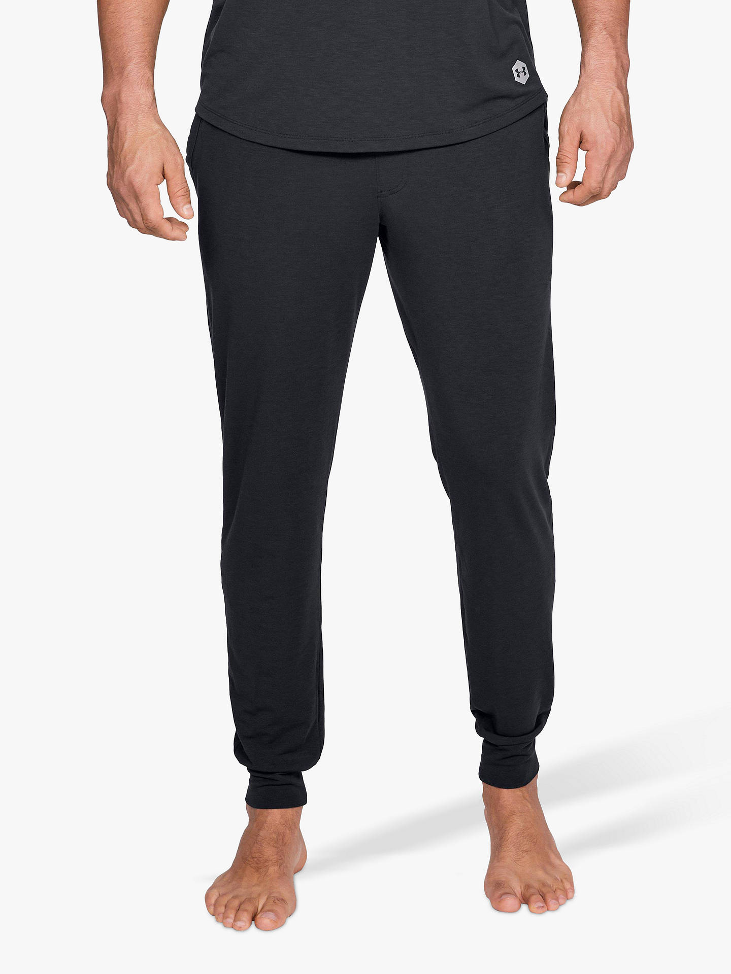 45d99b8dfd Under Armour Athlete Recovery Sleepwear Joggers, Black