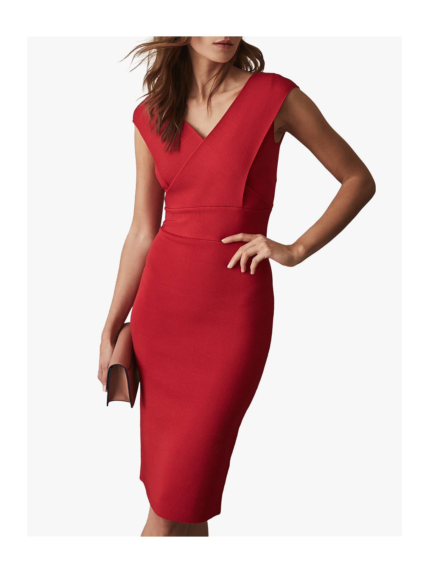 b7b0efa39 Red Evening Dress John Lewis