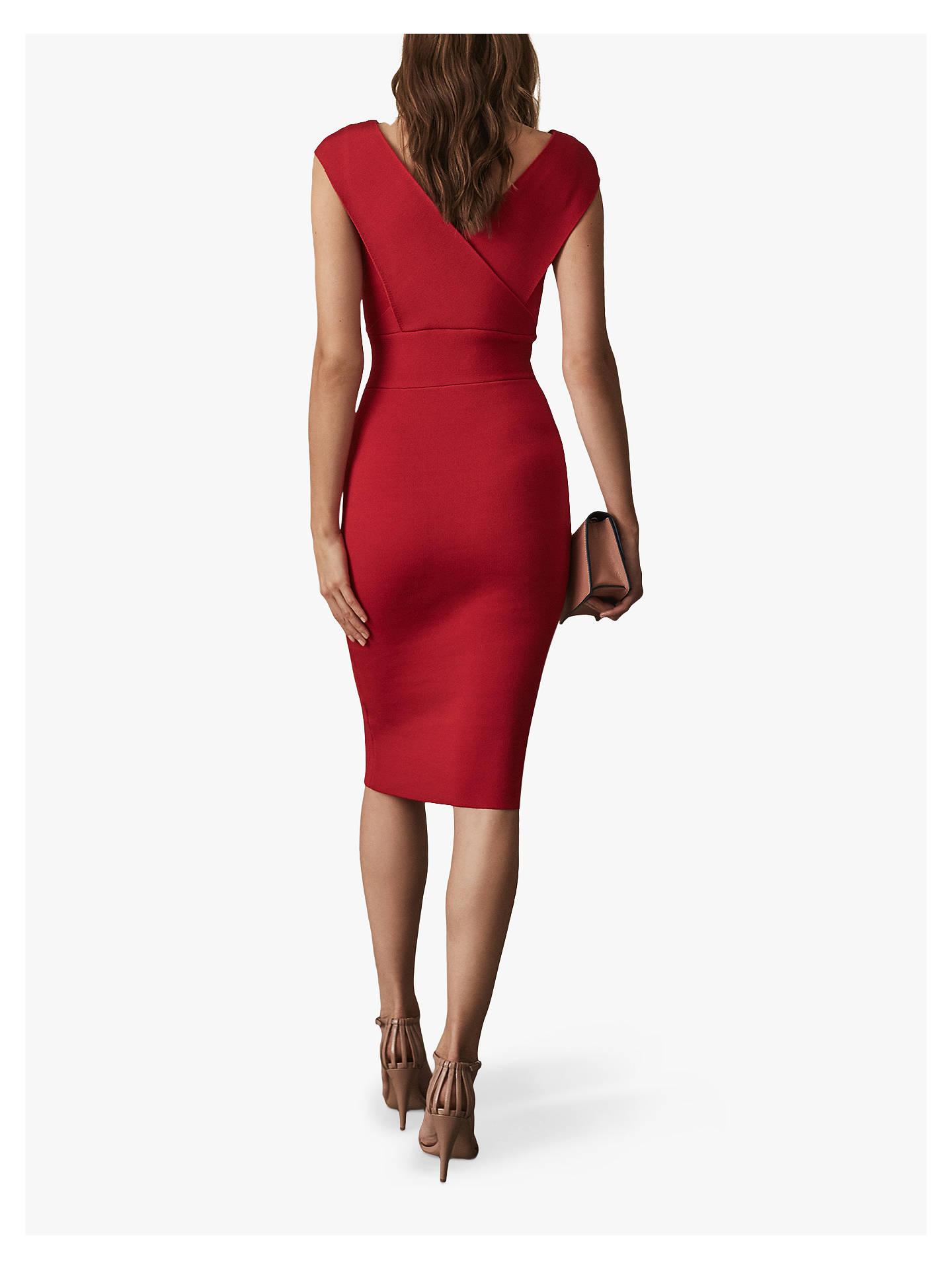 af3ead1370 ... Buy Reiss Salvia Cap Sleeve Dress