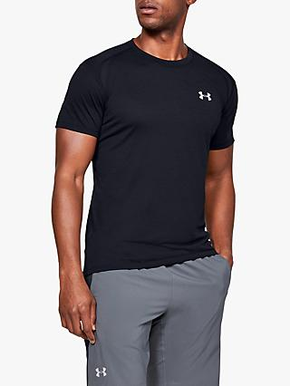 Under Armour Streaker Short Sleeve Running Top