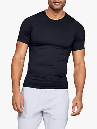 63f7740001e7e5 Under Armour Rush Short Sleeve Compression Top