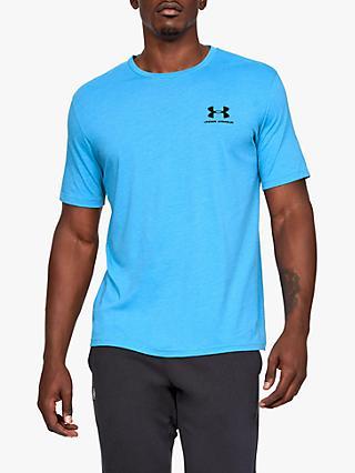 ac3321aad49 Under Armour Sportstyle Chest Logo T-Shirt