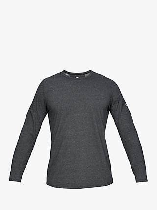 Under Armour Athlete Recovery Kit Long Sleeve Top, Black
