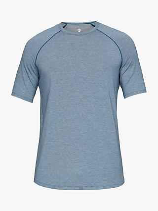 Under Armour Recovery Sleepwear Short Sleeve Crew Top