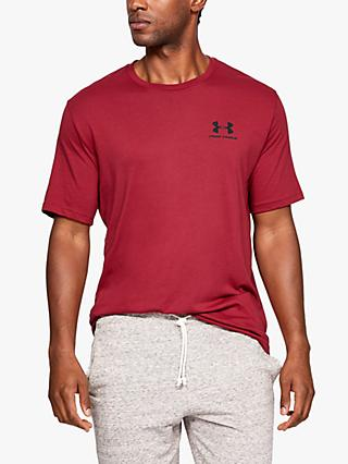 Under Armour Sportstyle Chest Logo T-Shirt