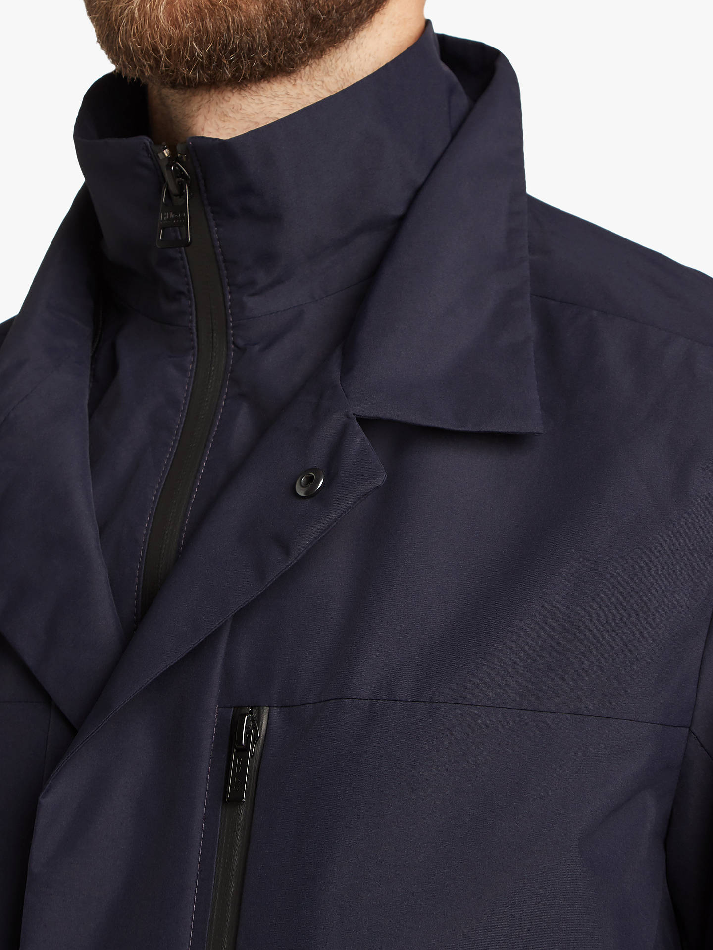 new products new arrive authentic HUGO by Hugo Boss Barelto Water Repellent Detachable Stand ...