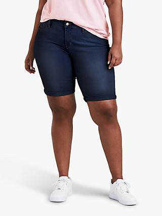 Levi s Plus Shaping Bermuda Shorts e1da9244e07