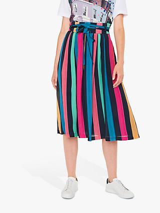 04c61c53406 PS Paul Smith Rainbow Stripe Skirt