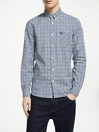 5f3075740 Fred Perry Four Colour Gingham Shirt