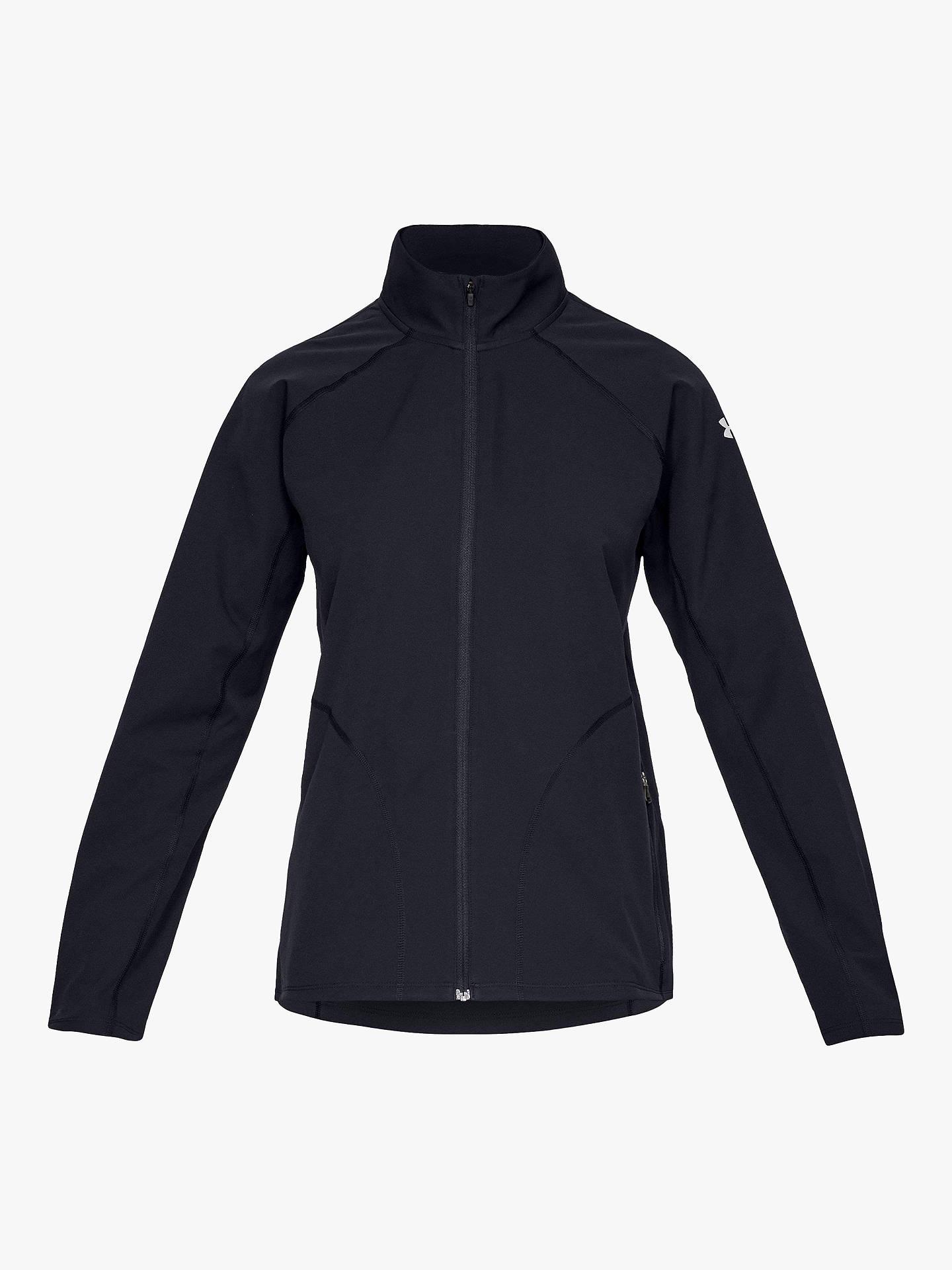 Uganda negativo Sobretodo  Under Armour Storm Launch Women's Running Jacket, Black at John Lewis &  Partners