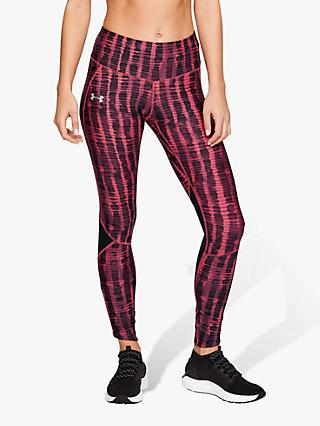 d29fa843c51 Under Armour Fly Fast Print Running Tights