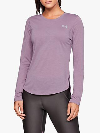 72c32e2e6cd9c Under Armour Streaker 2.0 Long Sleeve Running Top