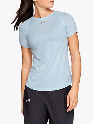 3749cedeed6a Under Armour Qualifier Short Sleeve Running T-Shirt