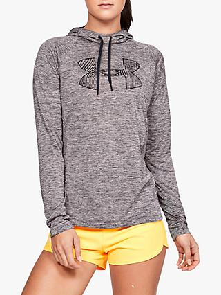 Under Armour Tech 2.0 Graphic Training Hoodie, Grey