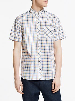 5e6a5d5f9 Fred Perry Four Colour Gingham Shirt