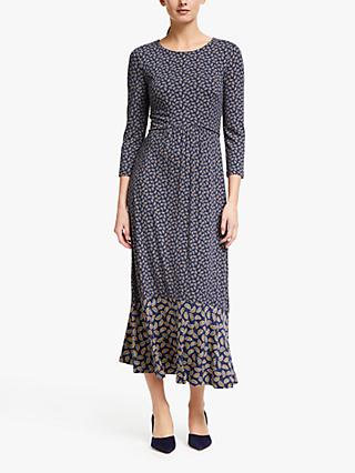 Boden Philippa Hem Detail Midi Dress