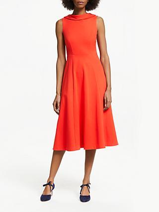 3cb36063c0 Boden Aria Ponte Midi Dress