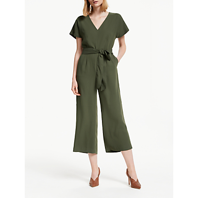 Boden Romilly Jumpsuit, Classic Khaki
