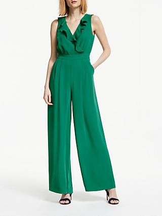 Boden Dolly Jumpsuit, Forest