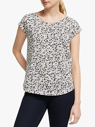 Boden Robyn Jersey T-Shirt, Brown