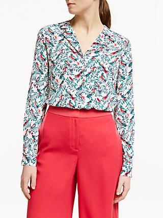 f7782045dffa6 Boden Tabitha Silk Shirt