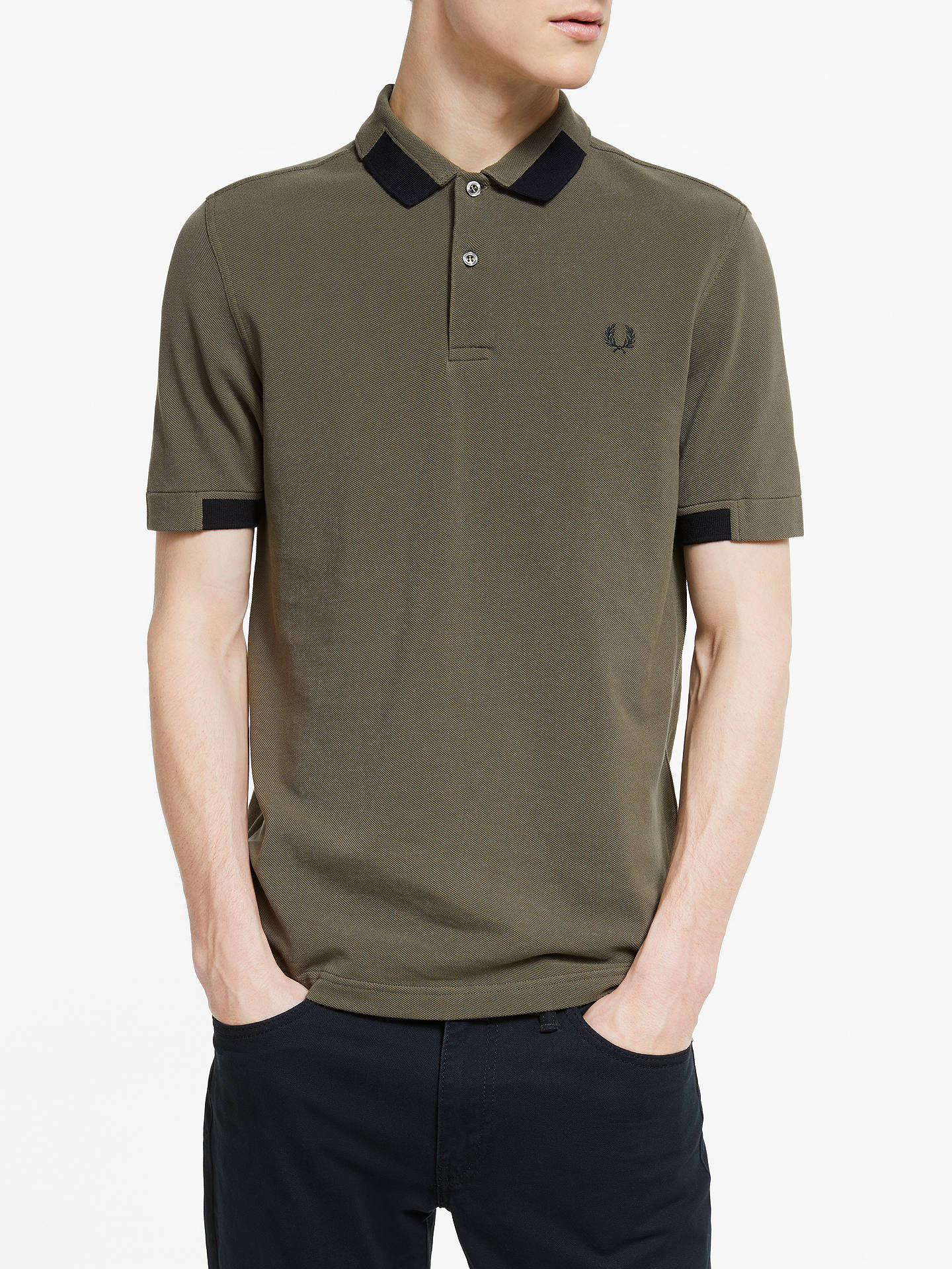 d2f279d1d Buy Fred Perry Block Tipped Polo Shirt