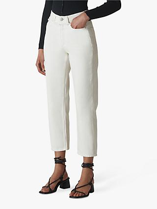 Whistles Hollie Straight Leg Jeans