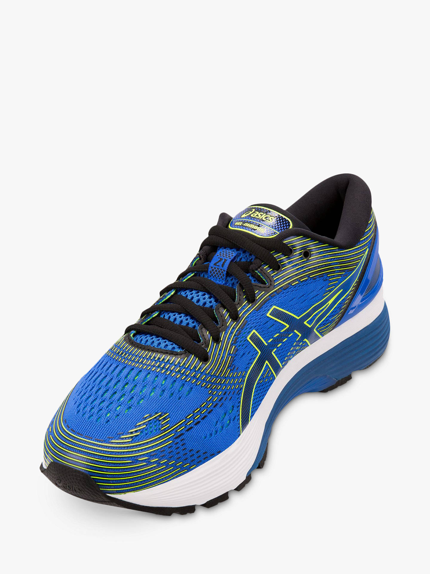 3e368bd3bd ASICS GEL-NIMBUS 21 Men's Running Shoes at John Lewis & Partners