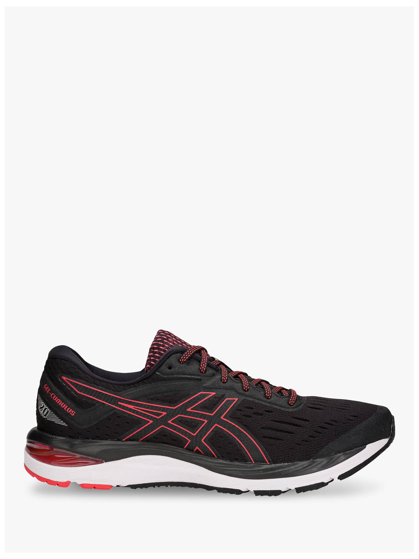 e6a17b399b Buy ASICS GEL-CUMULUS 20 Men's Running Shoes, Black/Alert Red, 8 ...
