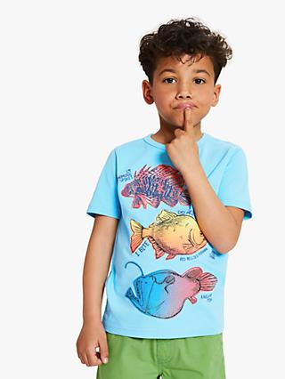 d5d49eaff Boys' Shirts & Tops | T-Shirts & Polo Shirts | John Lewis & Partners
