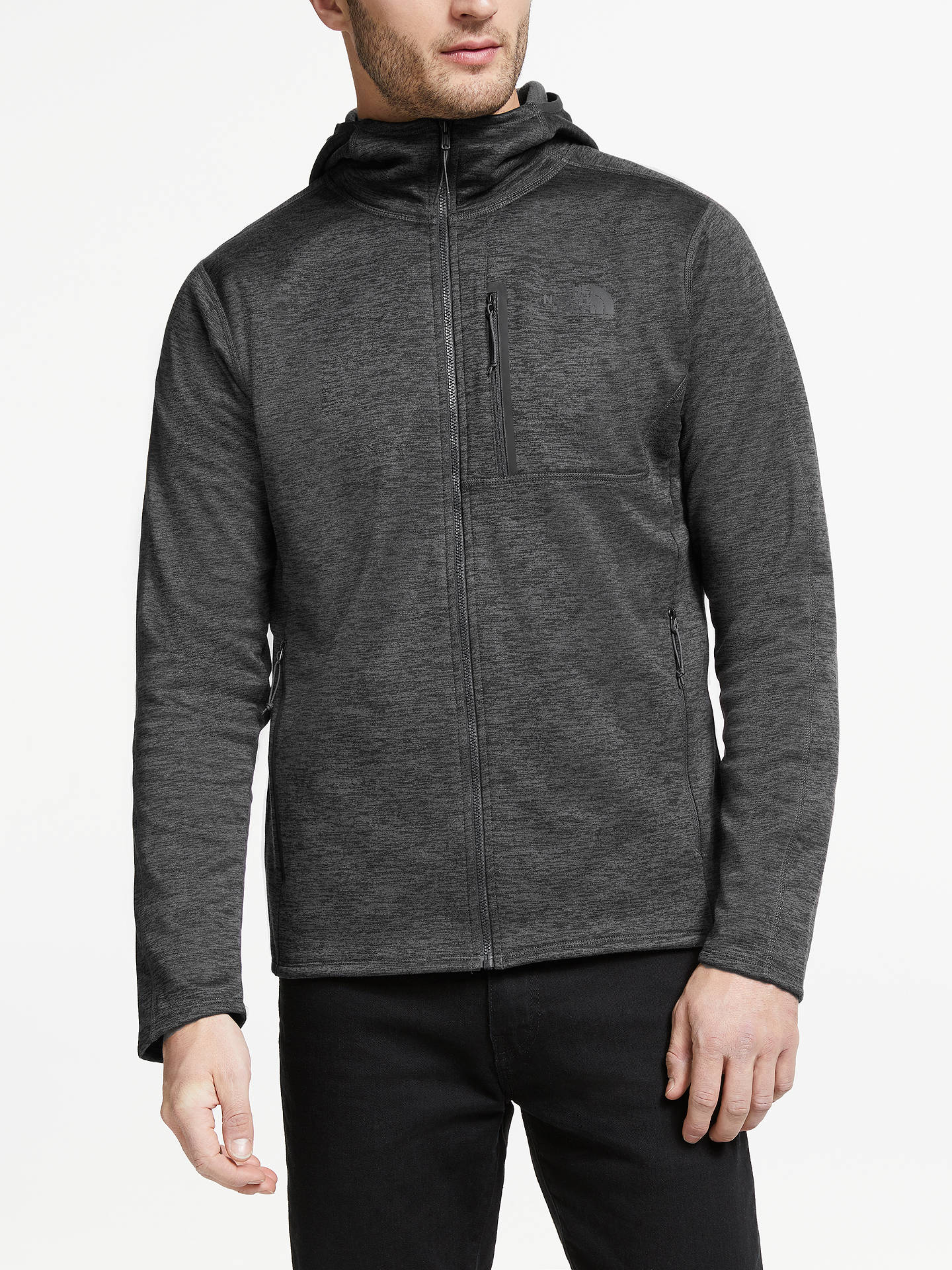 fd52d38b7 The North Face Canyonlands Hoodie, TNF Dark Grey Heather at John ...