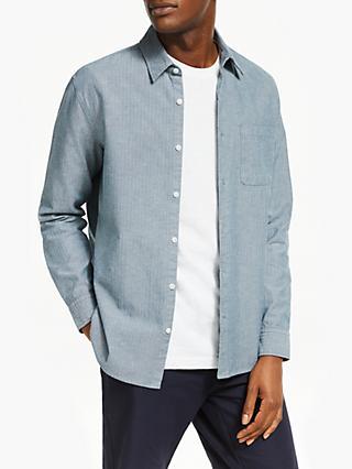 e4718d194e6d JOHN LEWIS   Co. Morro Herringbone Shirt