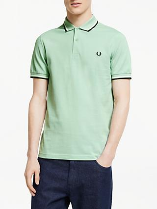 83b09ed36 Fred Perry Twin Tipped Regular Fit Polo Shirt