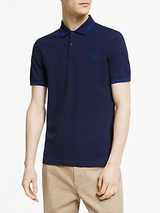 aafa028a6 Fred Perry Twin Tipped Polo Shirt