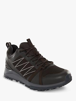 The North Face Litewave Fastpack II GTX Women's Hiking Shoes, Black/Ebony Grey