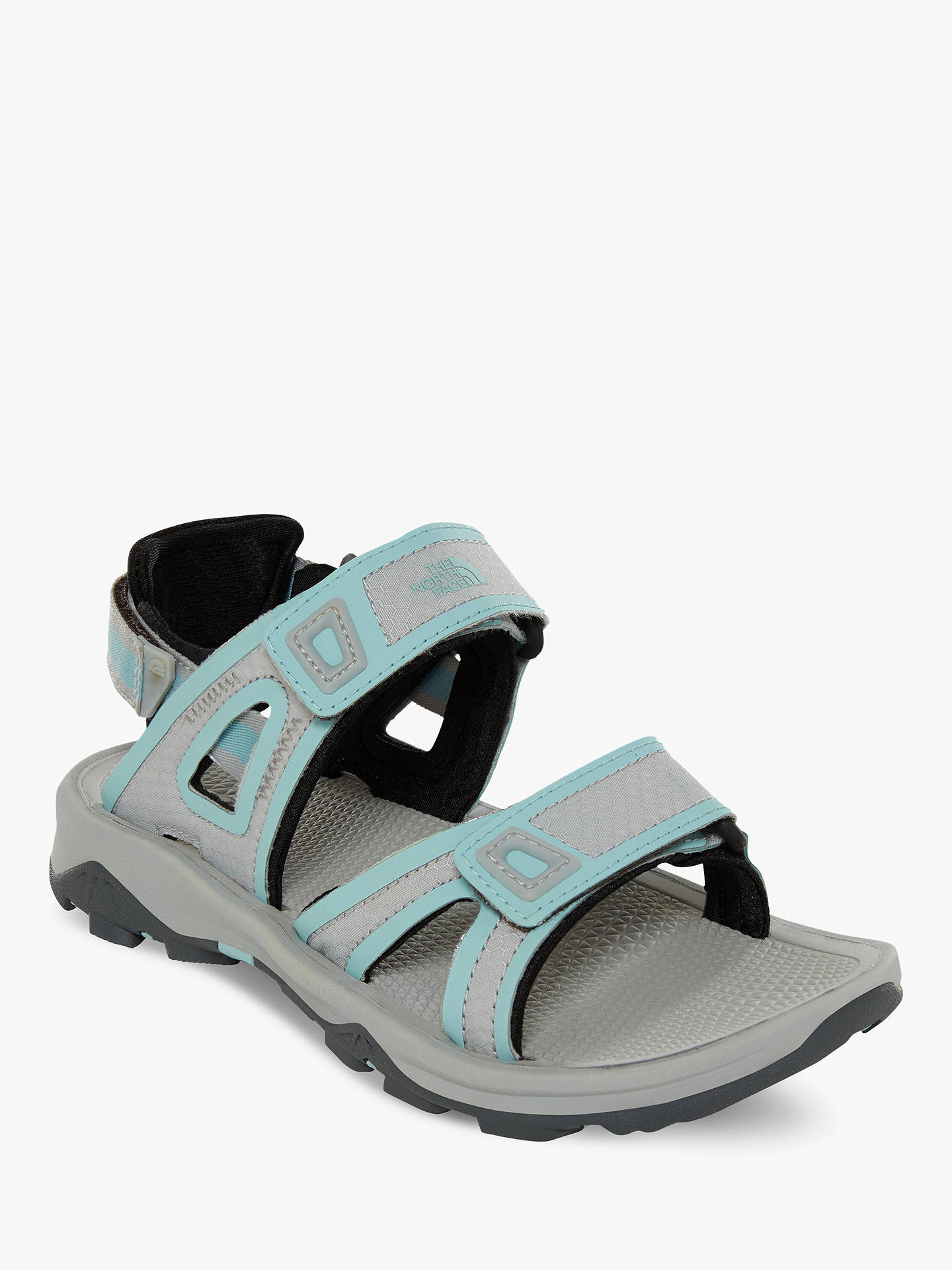 806e64928 The North Face Hedgehog II Women's Sandals, High Rise Grey/Canal ...