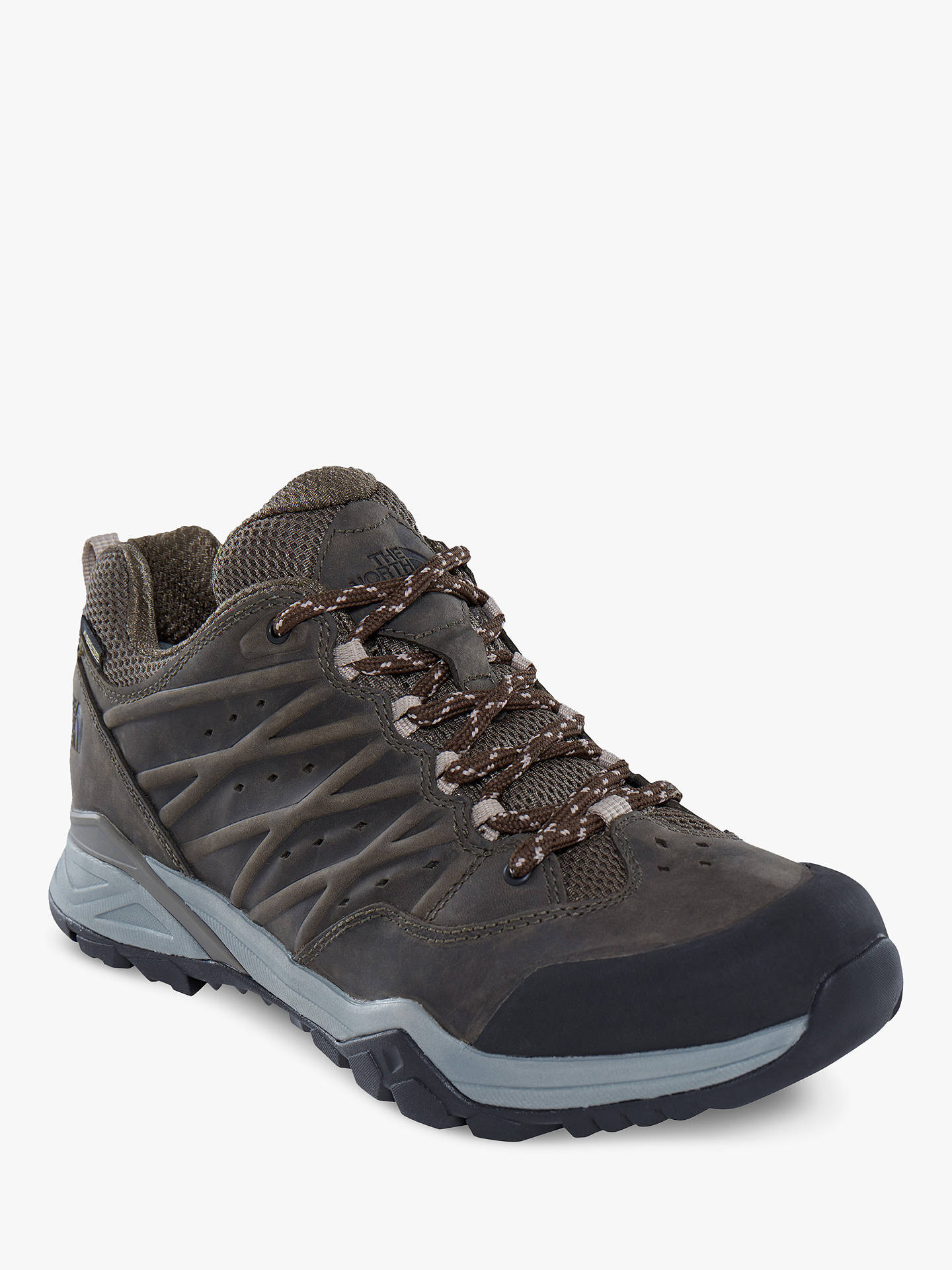 bf3c472ee The North Face Hedgehog Hike 2 GORE-TEX Men's Hiking Boots, Tarmac  Green/Burnt Olive Green