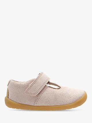 Clarks Children's Roamer Go Suede Pre-Walker Shoes