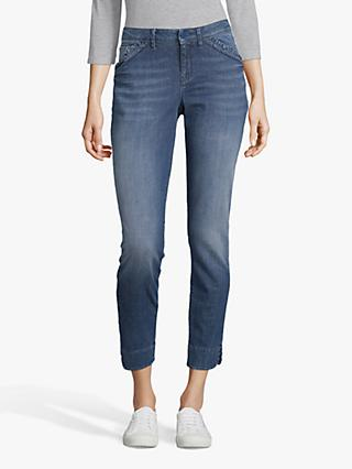 Betty & Co. 5 Pocket Skinny Jeans, Blue Denim
