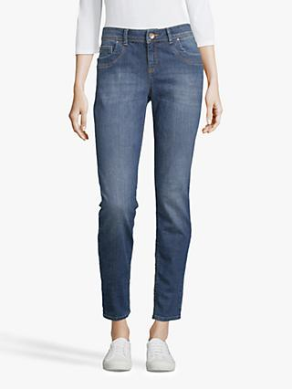 Betty & Co. 5 Pocket Slim Jeans, Blue Denim
