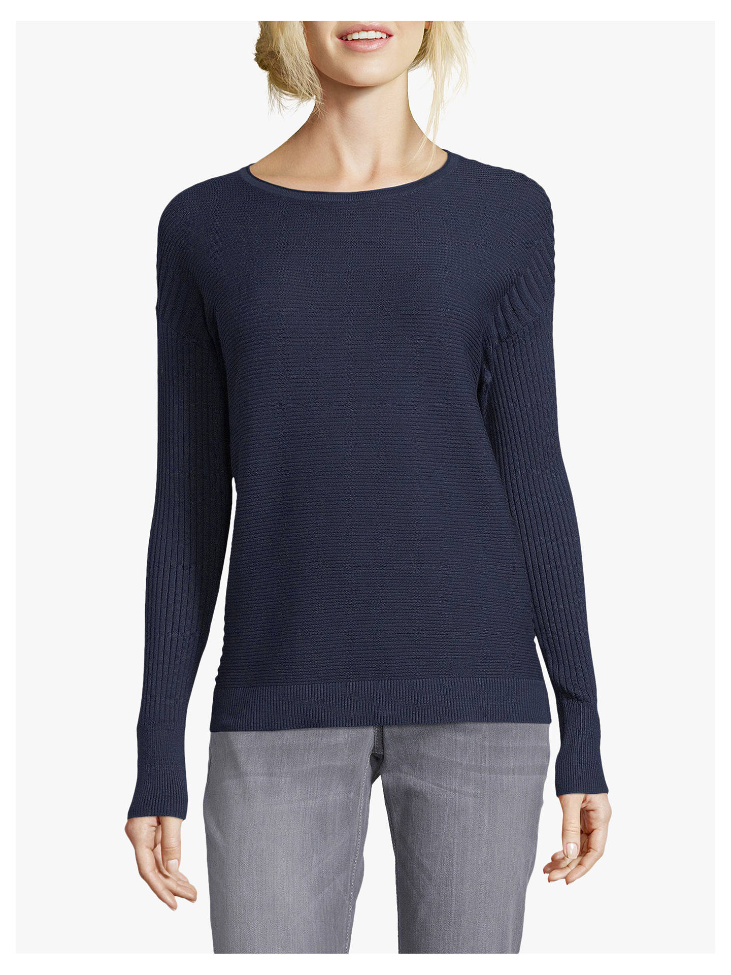 BuyBetty Barclay Multi Texture Ribbed Knit Jumper 90f0ed84a