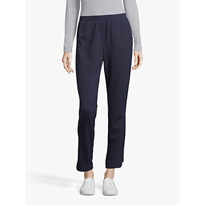Betty & Co. Jersey Trousers, Dark Sapphire