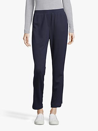 Betty & Co. Jersey Trousers, Dark Sapphire