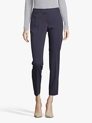 Betty & Co. Tailored Trousers, Dark Sapphire