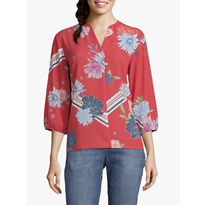 Betty & Co. Floral Print Blouse