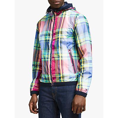 Tommy Hilfiger Reversible Madras Jacket, Multi