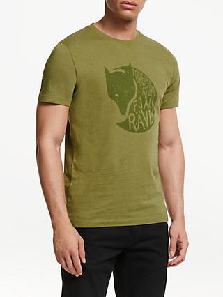 a836b7fe587 Fjällräven Greeland Short Sleeve Graphic T-Shirt