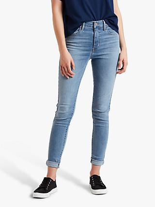 2b4ed5ce443 Levi s 720 High Rise Super Skinny Jeans