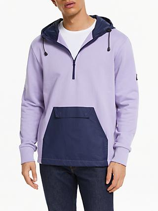 Penfield Resolute Hooded Sweatshirt, Purple